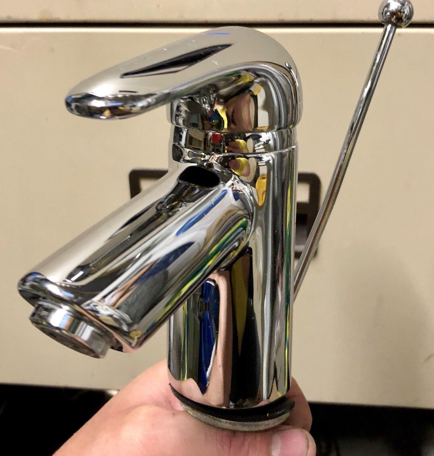 Hansgrohe monobloc en laiton massif chromé salle de bain robinet   Nous Avons Gagné Les éloges De Clients