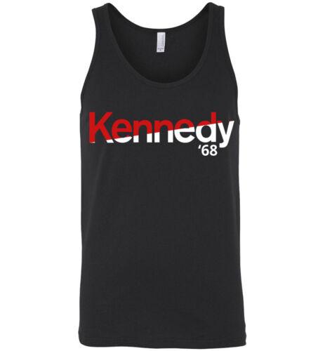 Men Women Youth 1968 Robert Kennedy /'68 Retro Campaign Logo T-Shirt