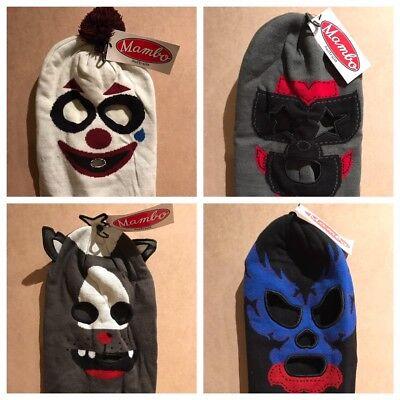 Mambo Australia Winter Face Mask Hats