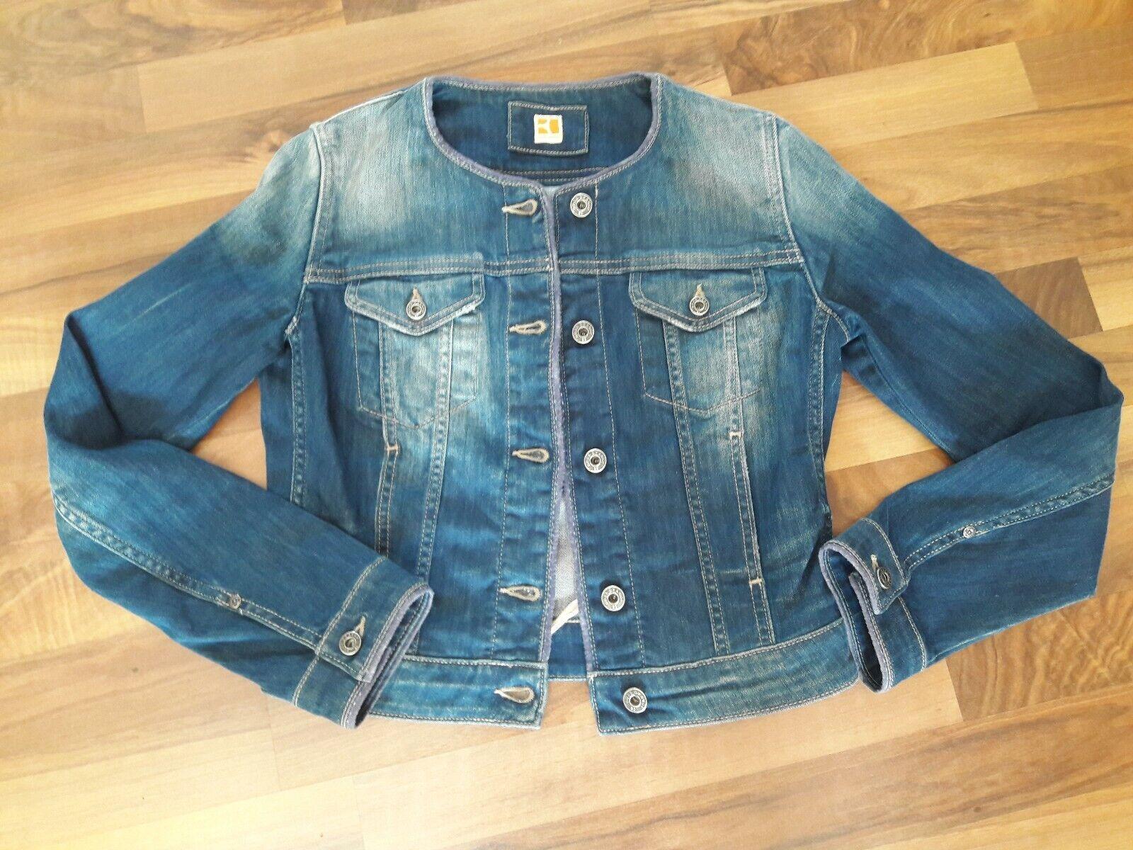 Boss Orange Damen Jeans Jacke Gr.36