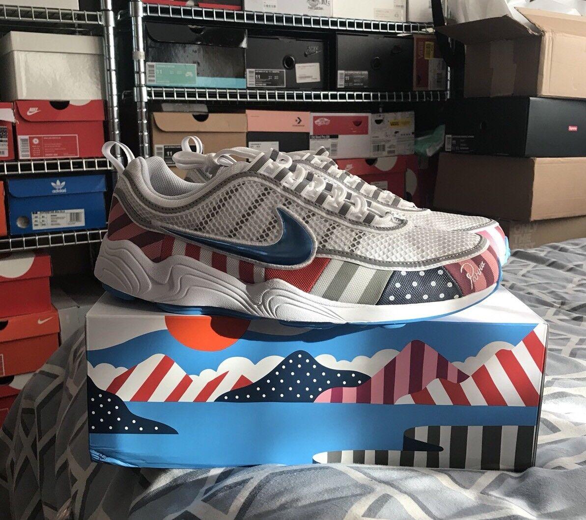 Nike Air Zoom Spiridon Parra UK 10   US 11