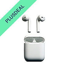 Apple Earpods Airpods In-Ear Bluetooth Kopfhörer weiß