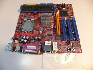 DRIVER FOR 865G MICRO 775 MOTHERBOARD