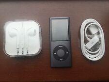 Apple iPod nano 4th Generation Black (8GB) New