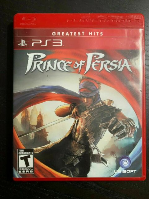 Prince Of Persia ( Sony Playstation 3,PS3,2008 )