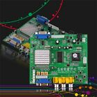 Arcade Game RGB/CGA/EGA/YUV to VGA HD Video Converter Board HD9800/GBS8200 LF