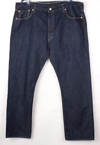 Levi's Strauss & Co Hommes 501 Jeans Jambe Droite Taille W42 L32 BCZ95