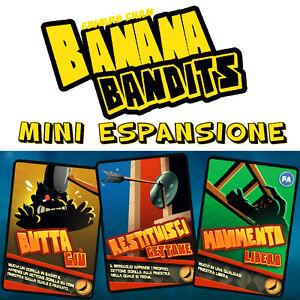 MAGIC STORE MS EDIZIONI ITALIANO Banana Bandits Gioco da Tavolo
