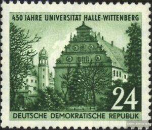 DDR-318-kompl-Ausg-postfrisch-1952-450-Jahre-Universitaet-Halle-Wittenb