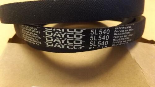 Dayco 5L540 V Belt NOS