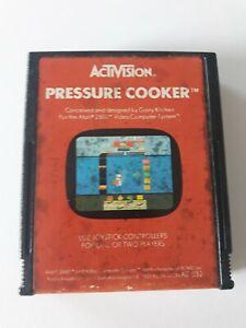 Atari 2600 Activision Pressure Cooker AZ 032 1983 Cartridge Only