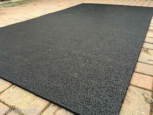 12ftx4ft 4x 3ftx4ft Rubber Stable Horse Trailer Mats