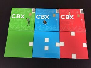 EXO-CBX-HEY-MAMA-1ST-mini-Album-CD-PHOTOCARD-PHOTOBOOK