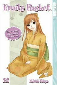 Fruits-Basket-Volume-12-by-Takaya-Natsuki-Paperback-Book-The-Fast-Free-Shipping