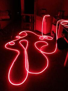 50m 110v Led Neon Rope Light Multi