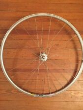 White Industries Eno Eccentric Hub Mavic Open Pro Fixed Gear / Singlespeed Wheel