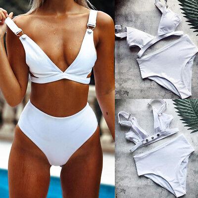 Brazilian Swimwea Bathing Suit High Waist Swimsuit Bikini Set Tankini Beachwear