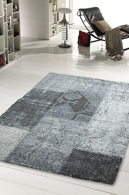 New Quality Thick Large Contemporary Rugs - Runners Mats Small Medium Extra Soft
