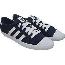 a446f3172f3d item 3 Women s Adidas Originals Adria Low Sleek Plimsolls Blue White UK 3.5   BRAND NEW  -Women s Adidas Originals Adria Low Sleek Plimsolls Blue White  UK ...