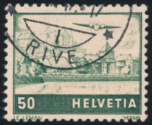 SCHWEIZ-1941-MiNr-389-I-sauber-gestempelt-Mi-70