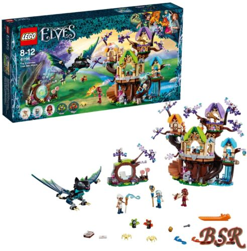41196  Fledermaus-Angriff /& 0.-€ Versand /& NEU /& OVP ! LEGO® Elves