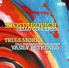 Shostakovich: Cello Concertos (CD, Apr-2014, Ondine)