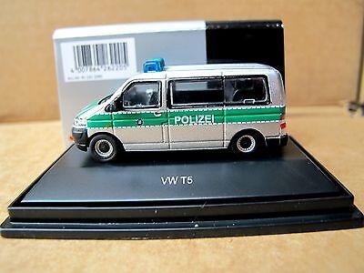 Polizei #452622000 Schuco VW T5 26220 - 1:87
