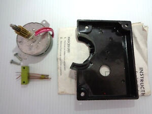 Details about WHIRLPOOL ICE MAKER MOTOR KIT Part# 4318059, 120V  3W  86688,  50441