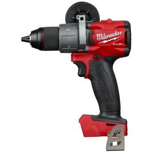 Milwaukee-2804-20-M18-18-Volt-Li-Ion-Hammerdrill-w-Side-Handle-New-Tool-Only