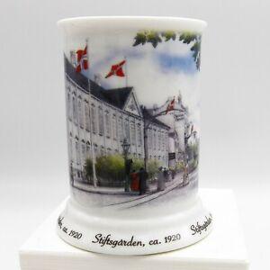 Trondheim-Norway-Coffee-Mug-Stiftsgarden-by-Leif-Otto-Furseth-Trondhjemskruset