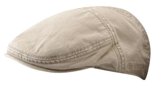 Stetson Paradise 100/% Cotton Flat Cap