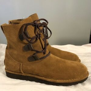 3fd0e595052 Details about UGG ELVI WOMAN'S BOOTS CHESTNUT SIZE 7 NEW* AUTHENTIC 1017534  FAST SHIPPING