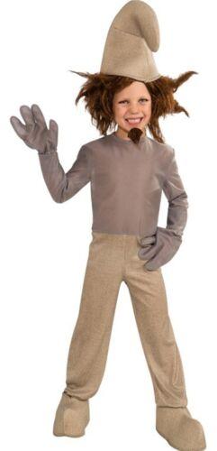 Smurfs 2 Movie - Hackus Naughty Evil Smurf Halloween Child Costume