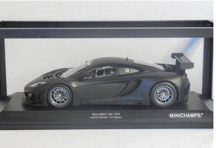 ahorra 50% -75% de descuento McLaren 12C GT3 2013 - - - 1 18 - Minichamps  los últimos modelos