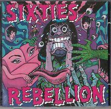Va singulares rebelión vol.16, garaje Beat,...... CD nuevo
