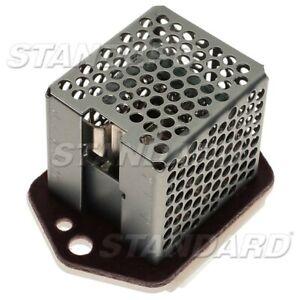 Hvac Blower Motor Resistor Standard Ru 207 Ebay