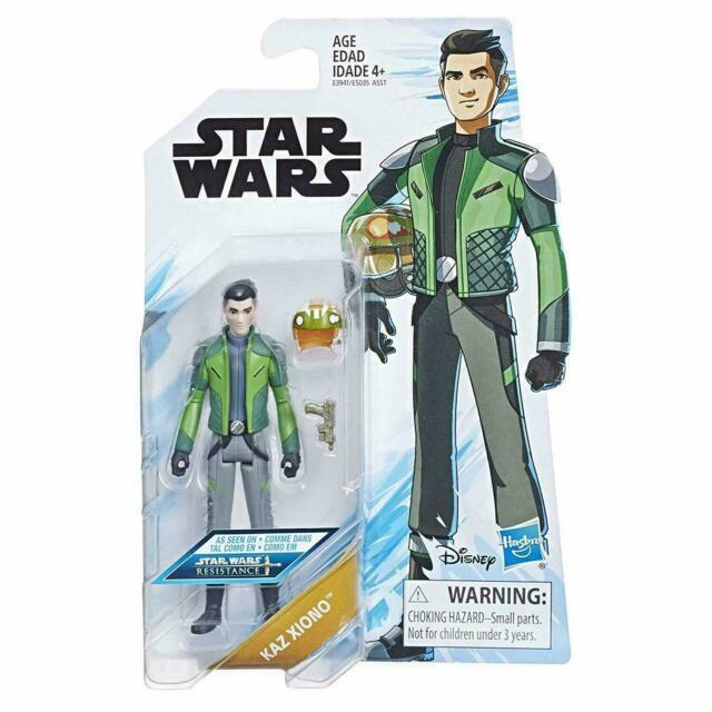 "Star Wars Resistance-kaz xiono 3,75/""//Hasbro"