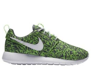 low priced b8008 7ccf6 Details about NEW Nike Rosheone Roshe One Print Lifestyle Sneaker Shoes  green 677782 009 SALE