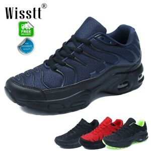 Men-039-s-Air-Cushion-Sneakers-Athletic-Outdoor-Sports-Running-Walking-Casual-Shoes