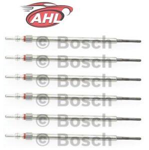 Bosch Bougie de préchauffage GLP202 0250403008 x6