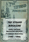 STRAND MAGAZINE - 73 ISSUES (1891-1902) - AGATHA CHRISTIE KIPLING DOYLE STORIES