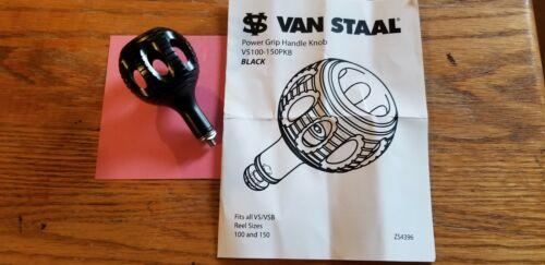 handle knob VS 100 B and VS 150 B Van Staal reel repair parts