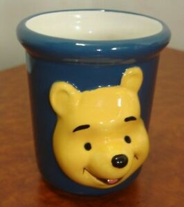 Winnie-the-Pooh-and-Piglet-3D-Childs-Drinking-Glass-Cup-Vase
