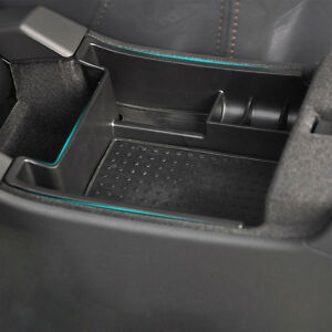 Armrest Storage Box for 2009-2017 Volvo XC60 S60 S60L V60 Central Console Tray