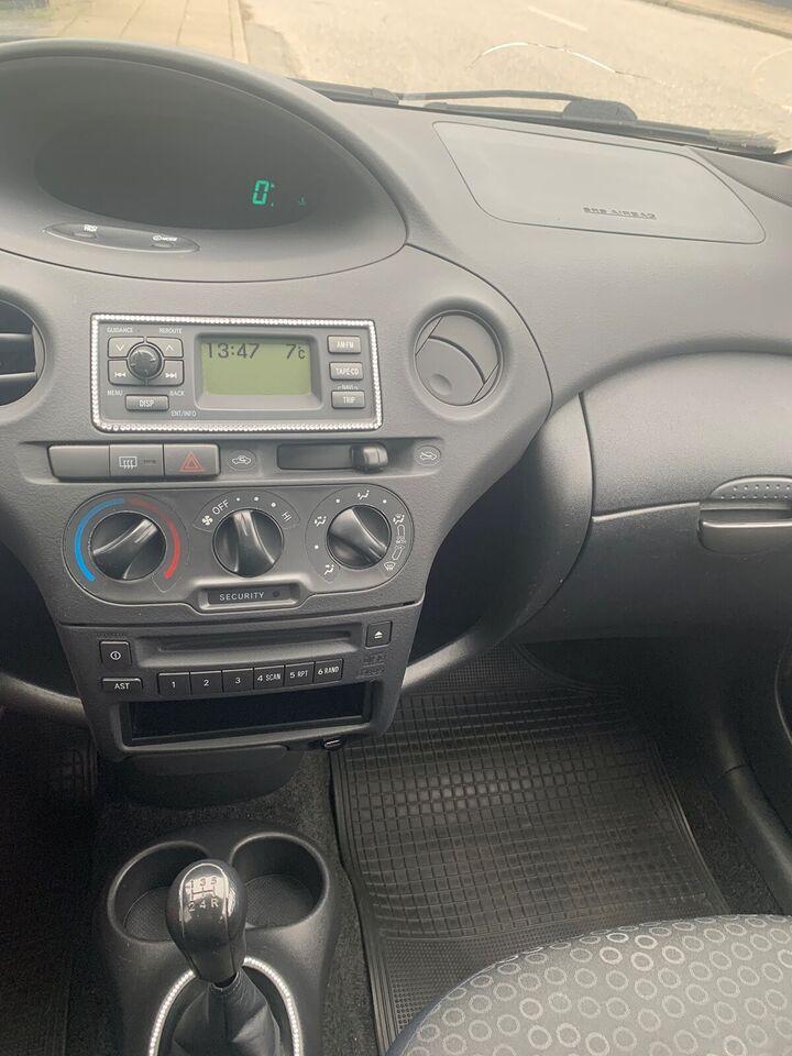 Toyota Yaris, 1,4 D-4D Terra, Diesel