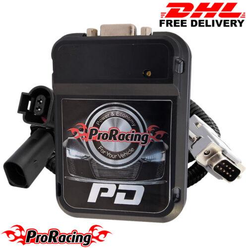 Chip Tuning Box VW Transporter T5 1.9TDI 84 86 102 105 HP 62 63 75 77 kW PD