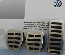 VW Golf 4 Polo 6N2 9N 9N3 original Pedalset Pedale Pedalkappen Pedal Kappen MK4