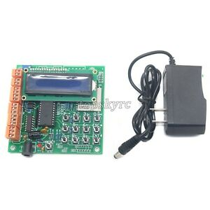 Details about 3 Axis Stand-alone CNC Stepper Motor Controller & LCD Support  G-code in SD Card