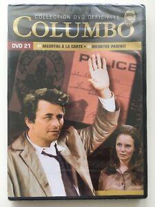 Columbo-DVD-21-Saison-7-Episodes-41-et-42-NEUF-SOUS-BLISTER