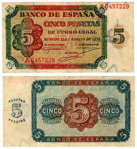 BILLETE-5-PESETAS-ESTADO-ESPANOL-BURGOS-10-AGOSTO-1938-SERIE-A-VF-MBC